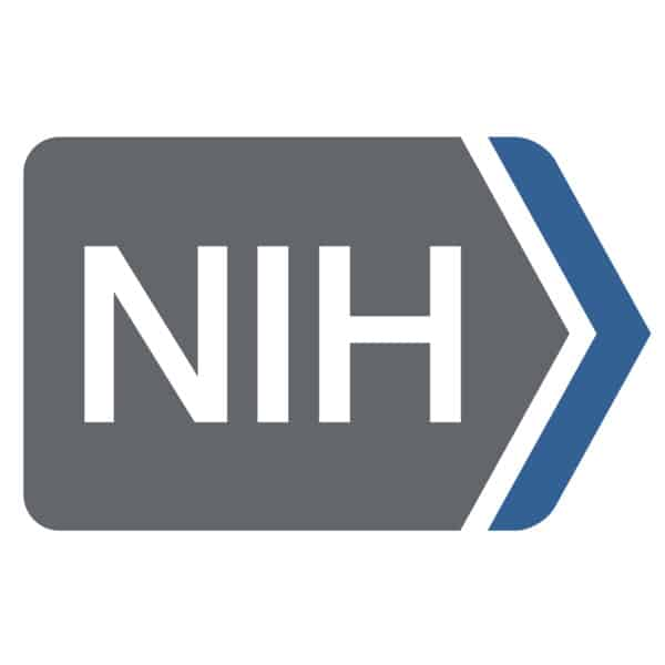 NIH Logo - Heather Maughan - Biologist and Technical Writer